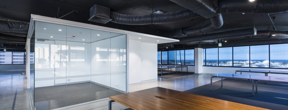 Creating An Office fitouts With A Color Scheme