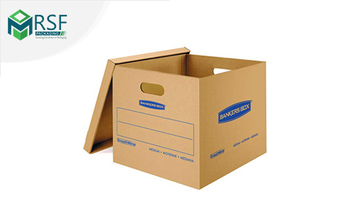 Are you looking for the cardboard boxes with lids? RSF Packaging is the most reliable company for you. Contact us now for further information!