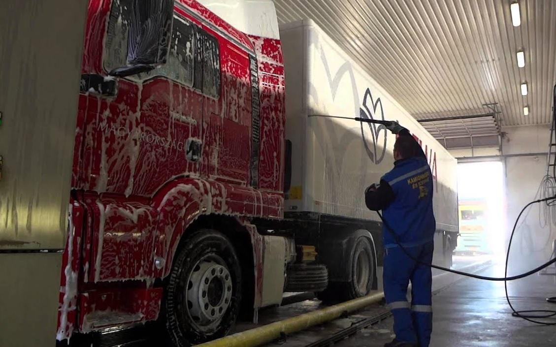 ct18 truck wash