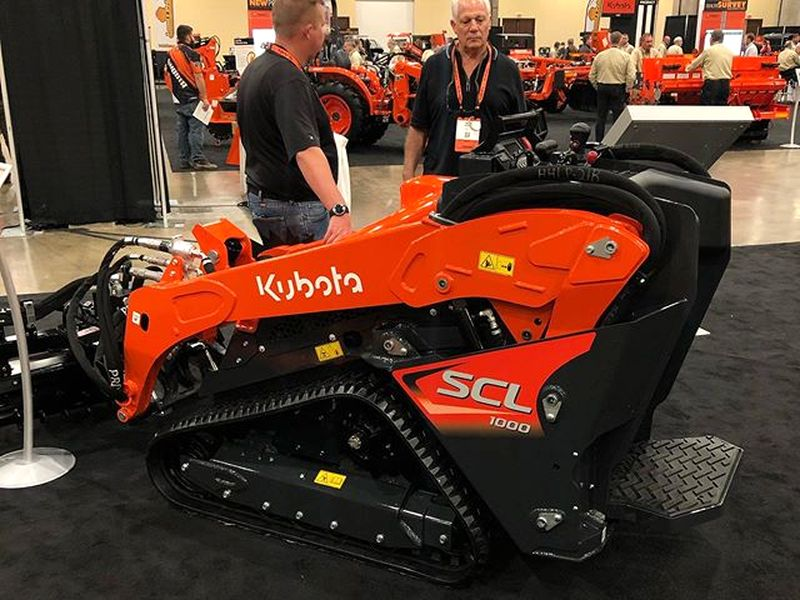 Kubota skid steer for sale
